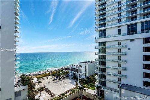 Photo of 4001 S Ocean Dr #10L, Hollywood, FL 33019 (MLS # A10822328)