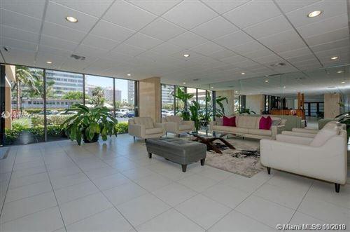 Photo of 2049 S Ocean Dr #707, Hallandale, FL 33009 (MLS # A10764339)