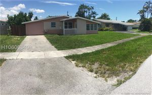 Photo of 6451 Coolidge St, Hollywood, FL 33024 (MLS # H10606340)