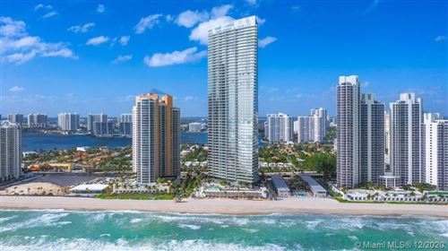 Photo of 18975 Collins Ave #2400, Sunny Isles Beach, FL 33160 (MLS # A10970343)