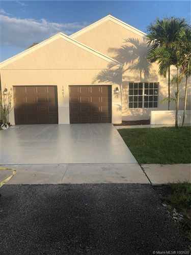 Photo of 1481 SW 85th Ave, Pembroke Pines, FL 33025 (MLS # A10947355)