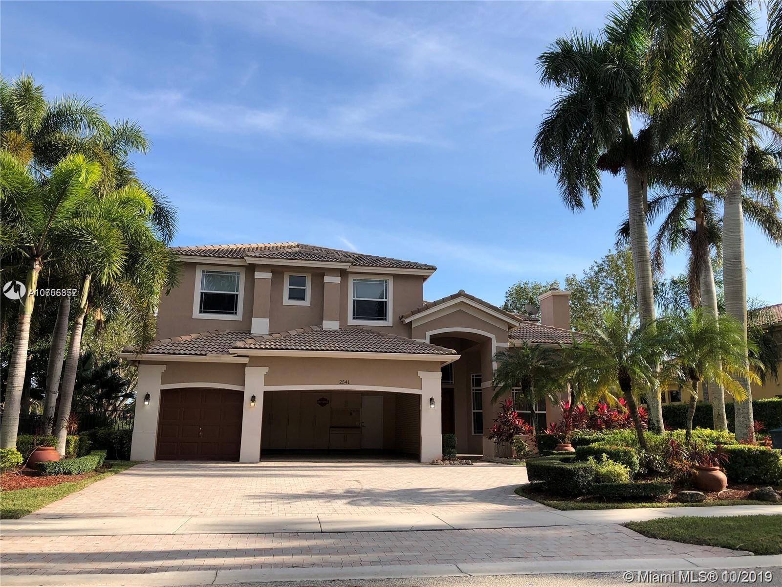 2541 Montclaire Cir, Weston, FL 33327 - MLS#: A10755357