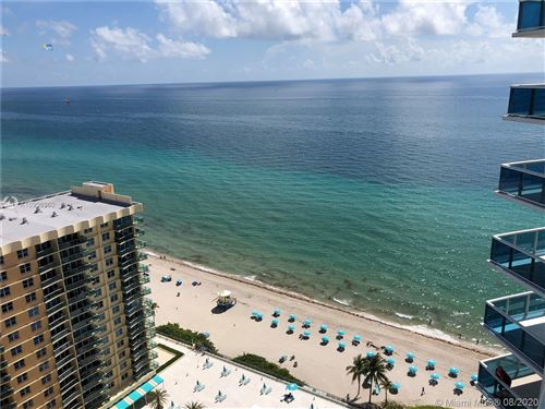 Photo of 2711 S Ocean Dr #2501, Hollywood, FL 33019 (MLS # A10906360)