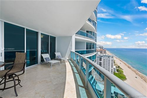 Photo of 1600 S Ocean Blvd #2002, Lauderdale By The Sea, FL 33062 (MLS # A10899361)