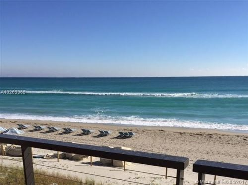 Photo of 2602 E Hallandale beach Blvd #2810, Hallandale, FL 33009 (MLS # A10263365)
