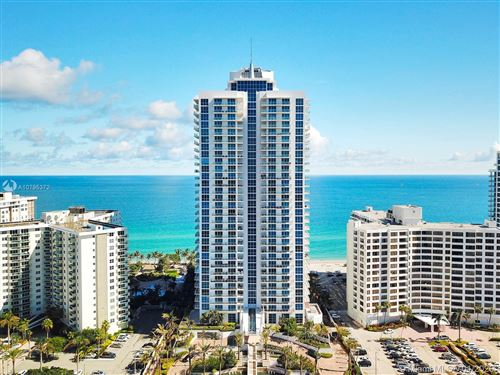 Photo of 3101 S Ocean Dr #3508, Hollywood, FL 33019 (MLS # A10795372)
