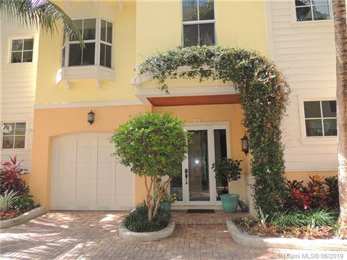 Photo of 4332 Seagrape Dr #2, Lauderdale By The Sea, FL 33308 (MLS # A10691381)