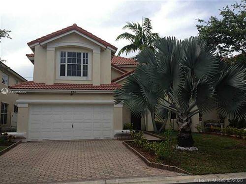 Photo of 845 Natures Cove, Dania Beach, FL 33004 (MLS # A10855392)