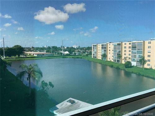 Photo of 321 SE 3rd St #502, Dania Beach, FL 33004 (MLS # A10950399)
