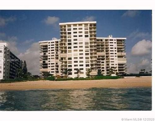 Photo of 1800 S Ocean Blvd #1202, Lauderdale By The Sea, FL 33062 (MLS # A10927407)