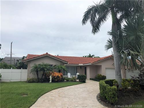 Photo of 3240 Spanish River Dr, Lauderdale By The Sea, FL 33062 (MLS # A10897410)