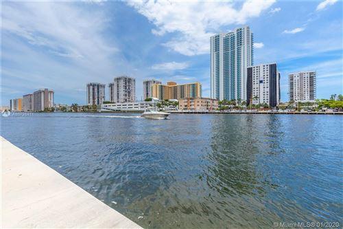 Photo of 1000 Parkview Dr #207, Hallandale, FL 33009 (MLS # A10726411)