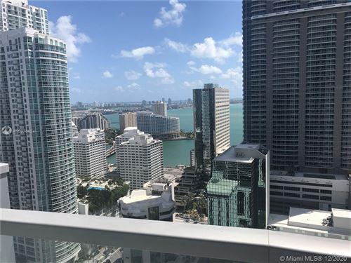Photo of 1050 Brickell Ave #3206, Miami, FL 33131 (MLS # A10976424)