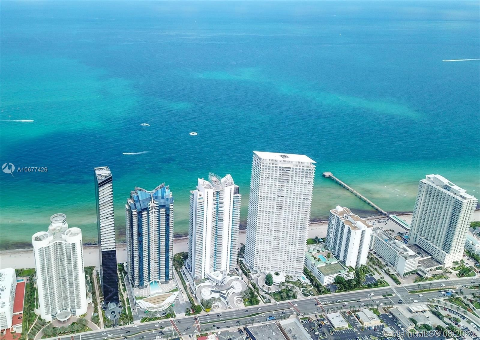 17001 Collins Ave #4008, Sunny Isles, FL 33160 - MLS#: A10677426