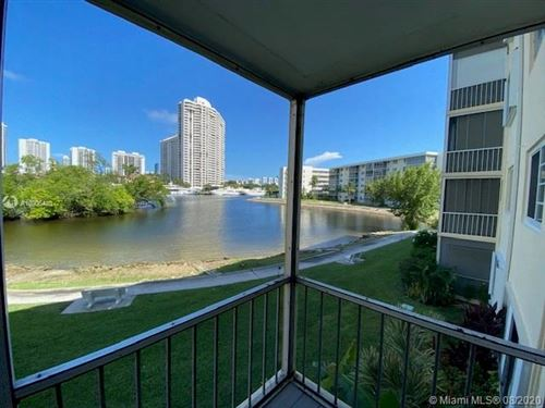 Photo of 2930 Point East Dr #E202, Aventura, FL 33160 (MLS # A10906440)