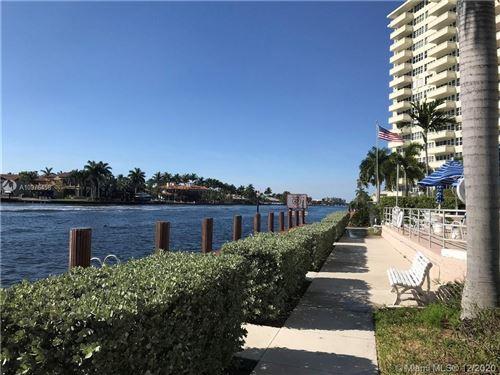 Photo of 3200 NE 36th St #1512, Fort Lauderdale, FL 33308 (MLS # A10976458)