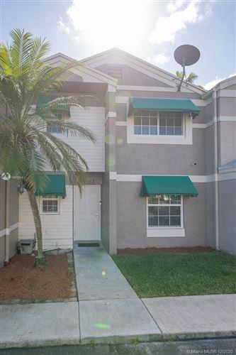 Photo of 12384 SW 51st Pl #12384, Cooper City, FL 33330 (MLS # A10976461)