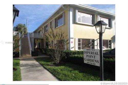 Photo of 5840 NE 22nd Way #705, Fort Lauderdale, FL 33308 (MLS # A10906462)