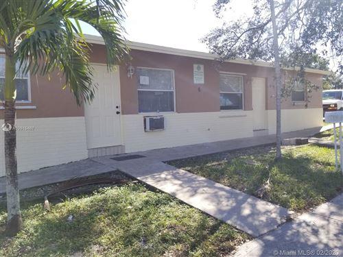 Photo of 6 NW 7th Ave #1-2, Dania Beach, FL 33004 (MLS # A10815467)