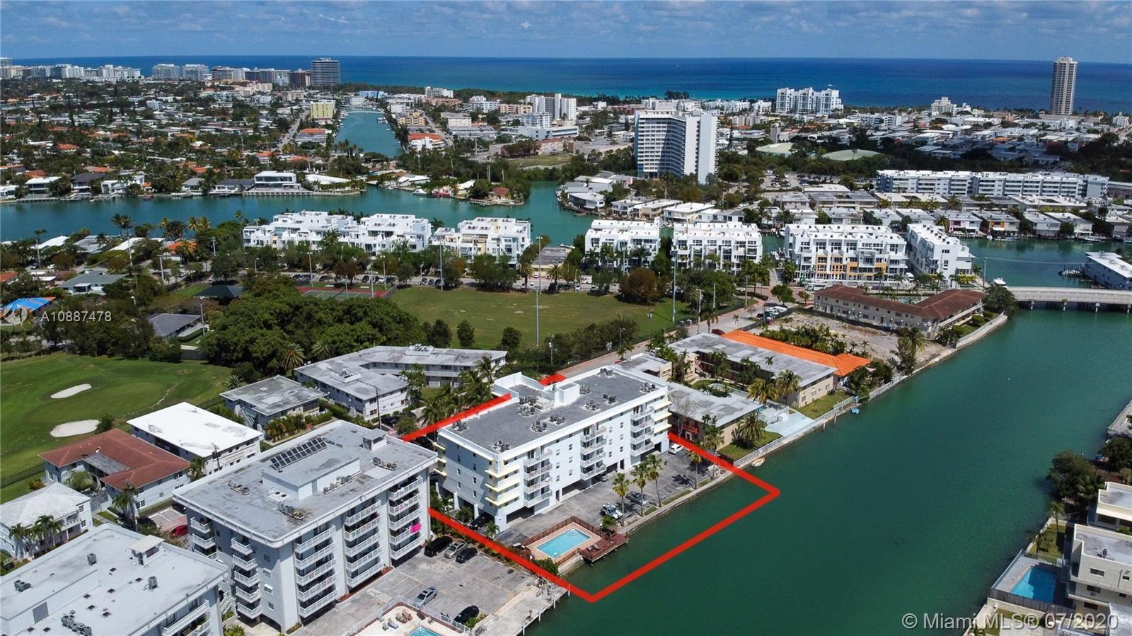 80 S Shore Dr #502, Miami Beach, FL 33141 - MLS#: A10887478