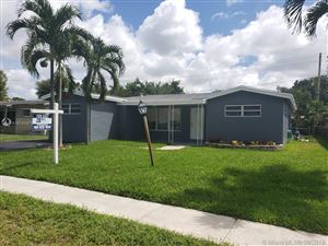 Photo of 3321 N 66 Ave, Hollywood, FL 33024 (MLS # A10741479)