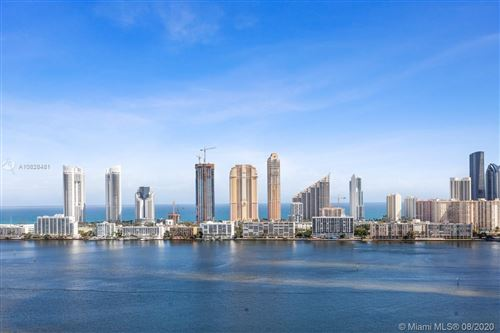 Photo of 6000 Island Blvd #1501, Aventura, FL 33160 (MLS # A10828481)