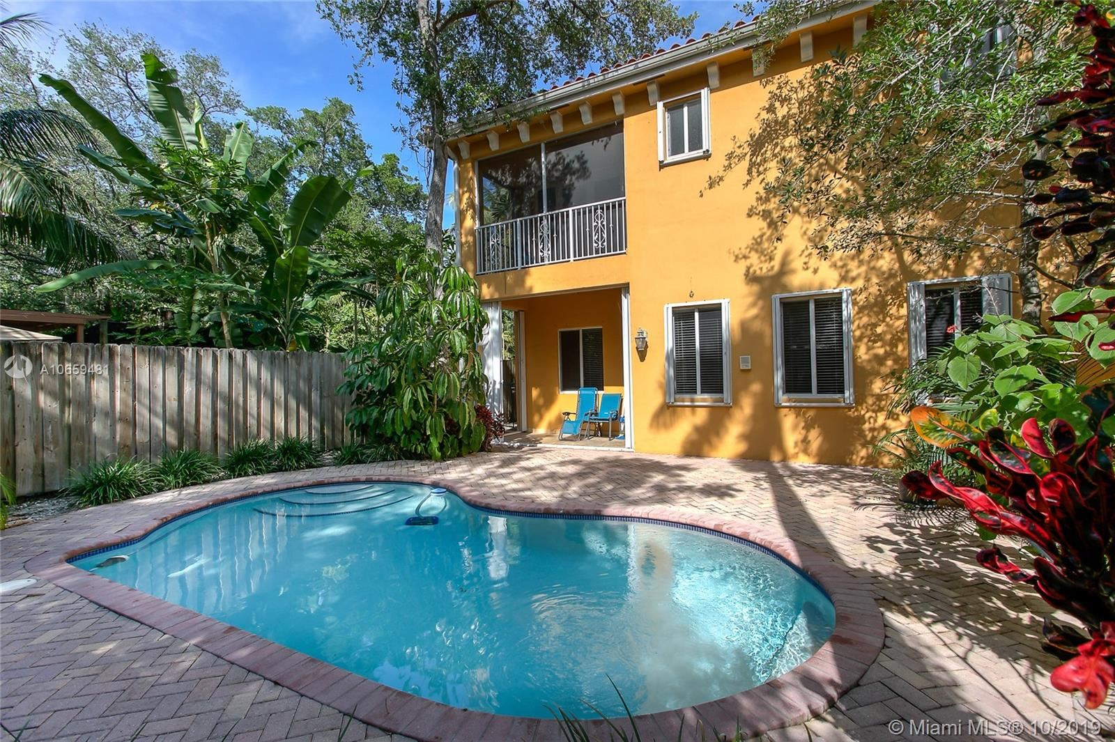 3142 McDonald St, Coconut Grove, FL 33133 - MLS#: A10659481