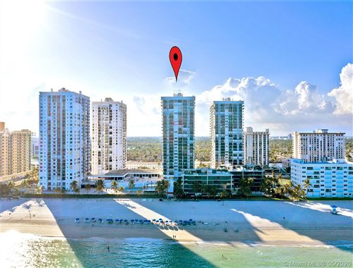 Photo of 2201 S Ocean Dr #2102, Hollywood, FL 33019 (MLS # A10865482)