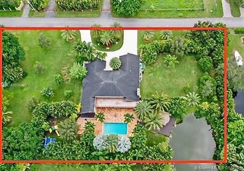 Photo of 11485 SW 22nd Ct, Davie, FL 33325 (MLS # A10740483)