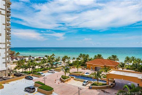 Photo of 2080 S Ocean DR #602, Hallandale, FL 33009 (MLS # A10736485)