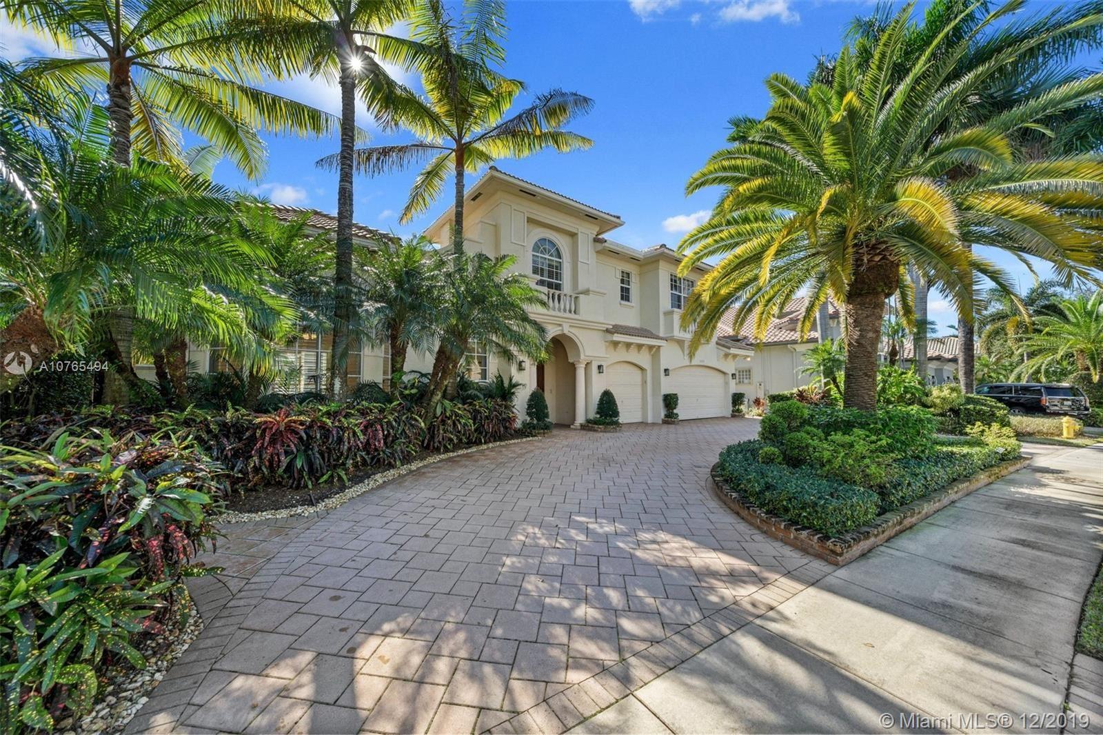 10898 N Blue Palm St, Plantation, FL 33324 - MLS#: A10765494