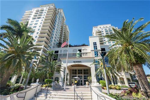 Photo of 600 W Las Olas Blvd #1203S, Fort Lauderdale, FL 33312 (MLS # A10949498)