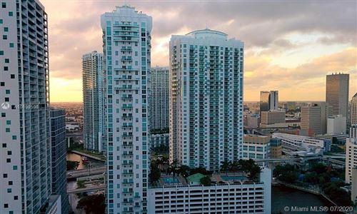 Photo of 41 SE 5th St #807, Miami, FL 33131 (MLS # A10890500)