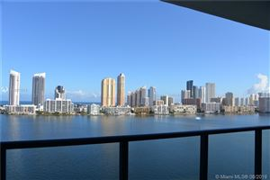 Photo of 5000 Island Estates Dr #1006, Aventura, FL 33181 (MLS # A10671513)
