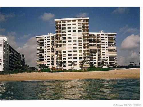Photo of 1800 S Ocean Blvd #408, Lauderdale By The Sea, FL 33062 (MLS # A10946526)