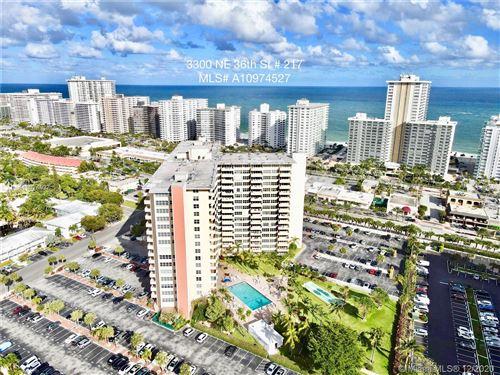 Photo of 3300 NE 36th St #217, Fort Lauderdale, FL 33308 (MLS # A10974527)