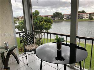 Photo of 9500 N Hollybrook Lake Dr #305, Pembroke Pines, FL 33025 (MLS # H10607533)