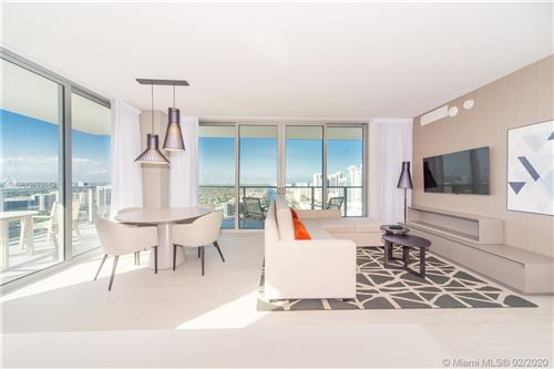 Photo of 4010 S Ocean Dr #2702, Hollywood, FL 33019 (MLS # A10822542)