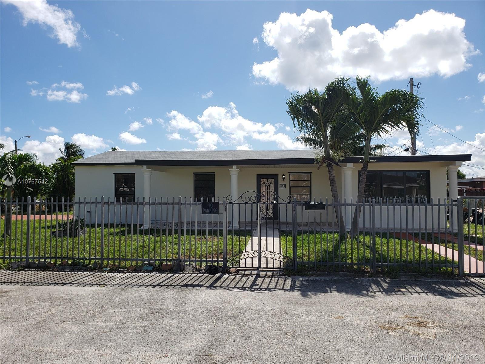 820 E 39th Pl, Hialeah, FL 33013 - MLS#: A10767542