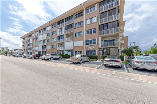 Photo of 4117 Bougainvilla Dr #302, Lauderdale By The Sea, FL 33308 (MLS # A10936543)