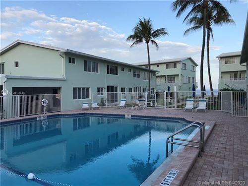 Photo of 5400 N Ocean Blvd #33, Lauderdale By The Sea, FL 33308 (MLS # A10819548)