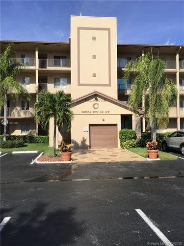 Photo of 12551 SW 16th Ct #208C, Pembroke Pines, FL 33027 (MLS # A10974552)