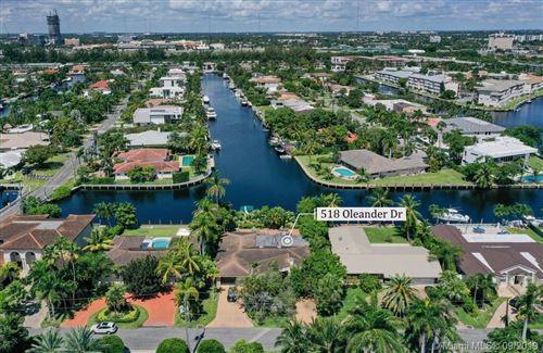 Photo of 518 Oleander Dr, Hallandale, FL 33009 (MLS # A10742558)