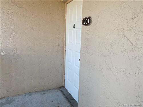 Photo of 11266 SW 12th St #201, Pembroke Pines, FL 33025 (MLS # A10971572)