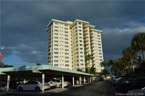 Photo of 6000 N Ocean Blvd #16H, Lauderdale By The Sea, FL 33308 (MLS # A10819573)