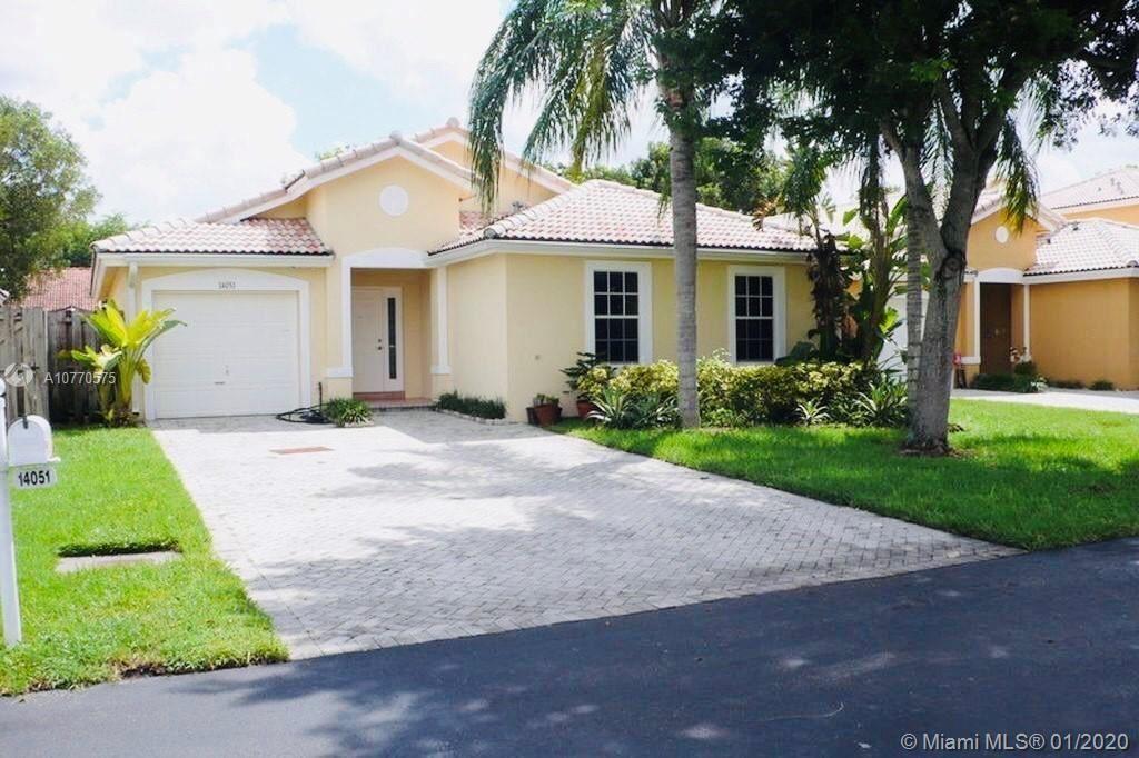 14051 SW 154th Ct, Miami, FL 33196 - MLS#: A10770575
