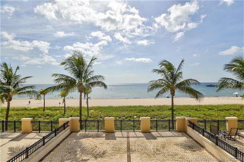 Photo of 4444 El Mar Dr #3304, Lauderdale By The Sea, FL 33308 (MLS # A10898579)