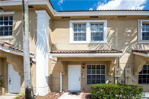 Photo of 727 SW 122nd Ave #727, Pembroke Pines, FL 33025 (MLS # H10743580)