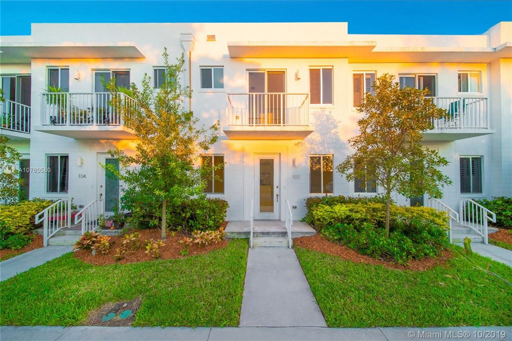 2601 NE 212 Ter #103, Miami, FL 33180 - MLS#: A10760580