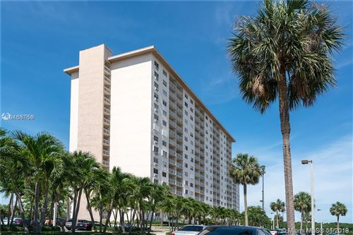 Photo of 400 Kings Point Dr #1129, Sunny Isles Beach, FL 33160 (MLS # A10674591)